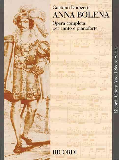 Anna Bolena By Donizetti, Gaetano (COP)